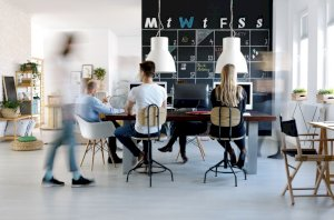 Improving workplace wellness
